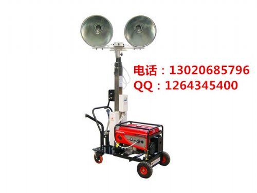 庆安制造QALV-400A/400B工程照明车 移动升降照明车