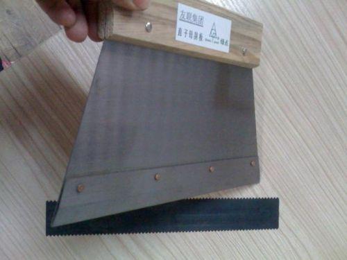 地板胶木柄刮胶板