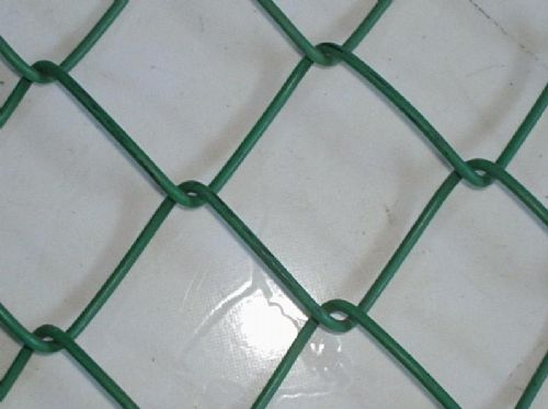 安平厂家供应广州PVC勾花网 养鸡养殖网 勾花护栏网 围栏网