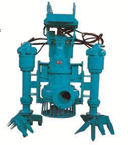挖掘机泥浆泵 液压式砂浆泵 耐磨清淤泵
