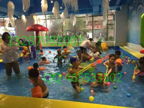 重庆大型室内儿童戏水池贵州水上乐园项目工程承建