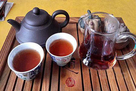 昌兴存茶东莞普洱茶仓储公司有科学先进的茶仓管理系统