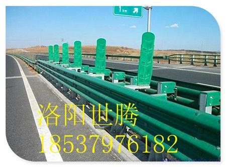 厂家直销供应 锌钢波形护栏板 单面波形两钢护栏