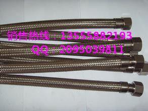 黑龙江哈尔滨厂家供应波纹不锈钢金属软连接规格 白钢软连接价格