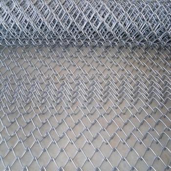 花园防护围栏网 幼儿园防护网 绿色勾花网护栏网 美观高质量