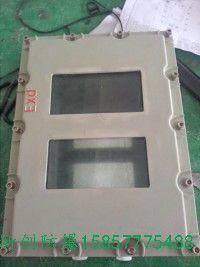 BYB防爆箱(内装普通温控仪、电流表、电压表等)