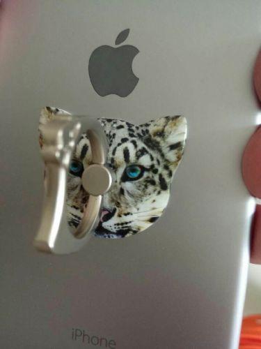 手机指环支架可移胶 指环扣魔力胶 1mm厚白色可移胶
