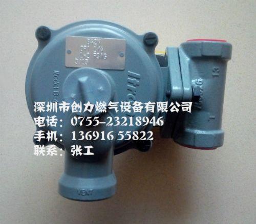 ITRON煤气调压器Model B-42管道调压器