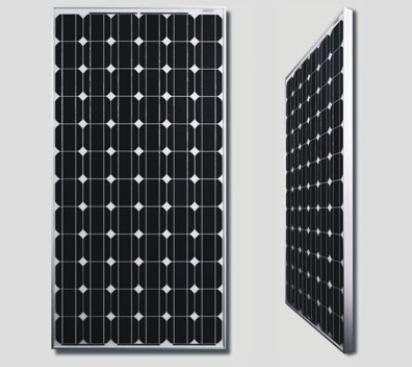 供应80W的太阳能应急灯组件-单晶硅