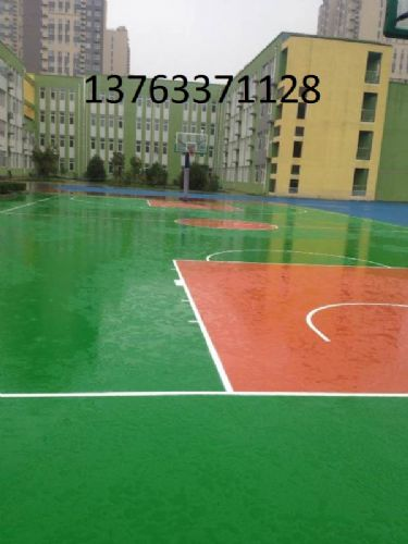 广州篮球场围网灯光工程