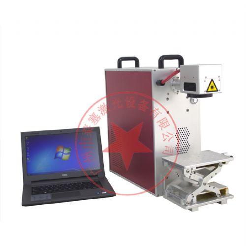 皮革激光喷码机 玻璃激光打标机 石材激光喷码机 保修一年 包邮