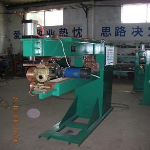 常州缝焊机生产商纵横两用通风管道缝焊机 长臂缝焊机价格
