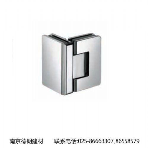 德朗磁力锁玻璃门夹,反应灵敏,安全可靠,是你首选的磁力锁玻璃门夹