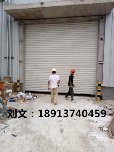 杭州厂房大型卷帘门优点