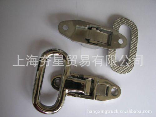 盒锁货车盒锁工程车后门板锁客车碰锁半挂车配件1件起!