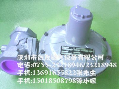 FISHER CS400IN可调调压阀 133H-2燃烧机减压阀