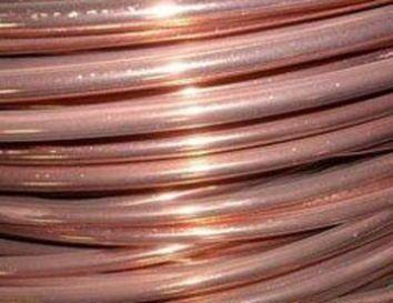 连铸铜包钢圆钢规格