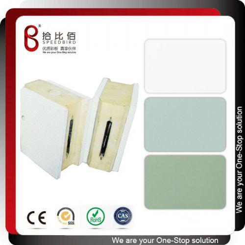 厂房/医疗净化PVC覆膜钢板