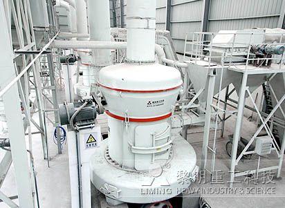 日产300至500吨重质碳酸钙生产设备