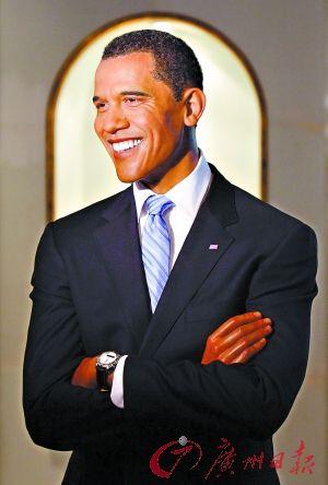 仿真奥巴马液体硅胶