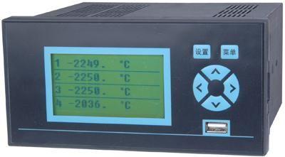 烤箱烘箱窑炉无纸记录仪 XME-2000深圳