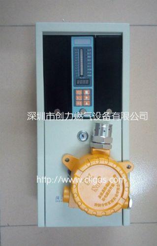 直销可燃气体报警控制器SST-9801B可燃气体报警装置