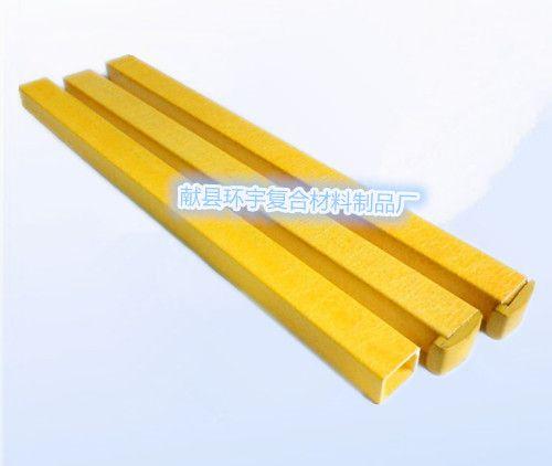 供应玻璃纤维方管 玻璃纤维制品