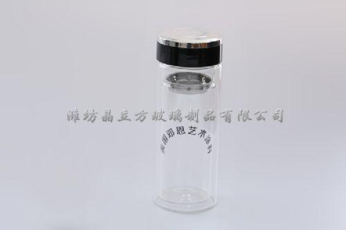 辽宁辽阳市玻璃杯定制礼品杯订制玻璃杯定制水杯广告杯子水杯可印字