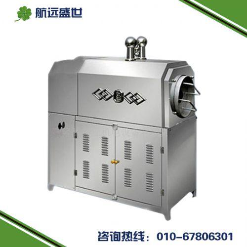炒咖啡豆机器|多功能炒核桃机|燃气炒豆子机器|北京炒松子设