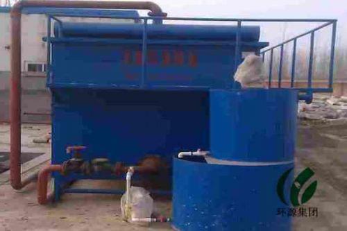 大型养鸡一体化养鸡污水处理设备