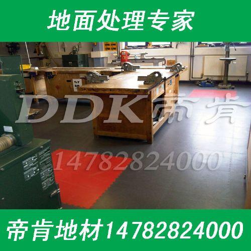 模块化安全防护地面承重地板,厂房软塑料耐砸承重地板批发
