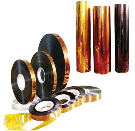 供应聚酰亚胺薄膜、PI膜、黄金薄膜