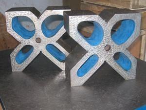 铸铁V型架北京哪里有卖?供应厂家哪家好