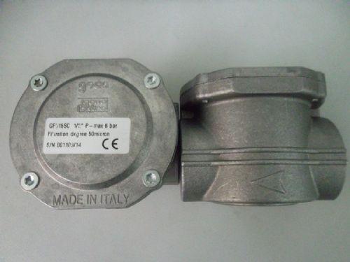 意大利基卡(GECA)GF系列燃气过滤器