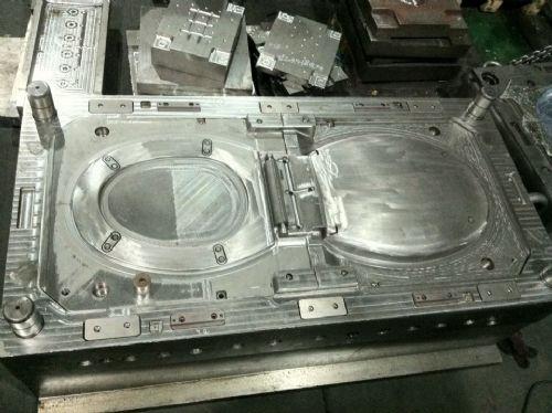100%原装进口马桶盖模具厂家 蹲便器模具厂家