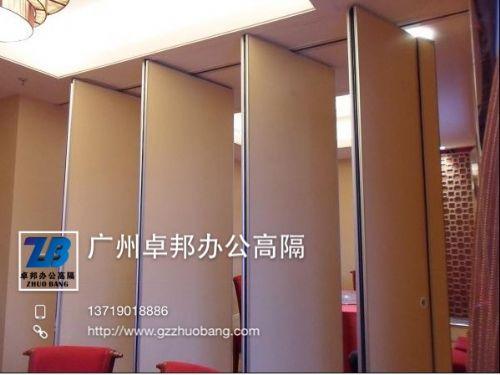 供应隔音 包厢隔断 办公折叠隔墙
