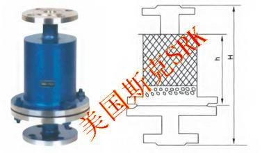 进口砾石管道阻火器(进口管道阻火器)
