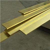 现货批发H59黄铜排/国标黄铜扁条厂家