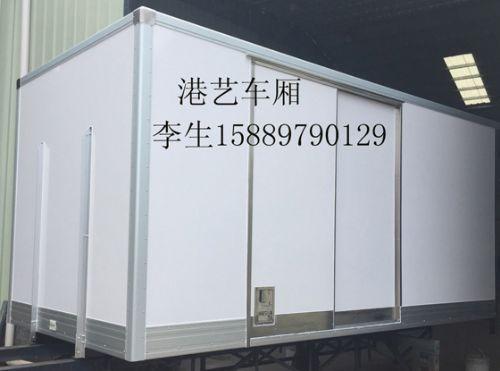 FRP冷藏车,材料环保,保温性强