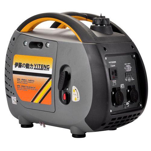 伊藤2KW房车改装静音发电机