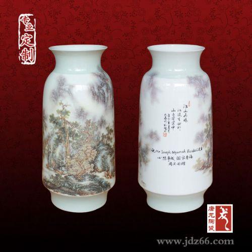 酒店装饰陶瓷花瓶厂家
