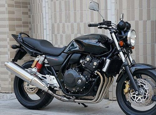 本田Honda CB400SF 跑车