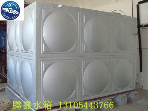 腾嘉不锈钢装配式水箱安装方便