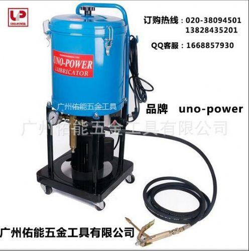 台湾Unopower电动高压黄油机 加注机 电动黄油润滑泵
