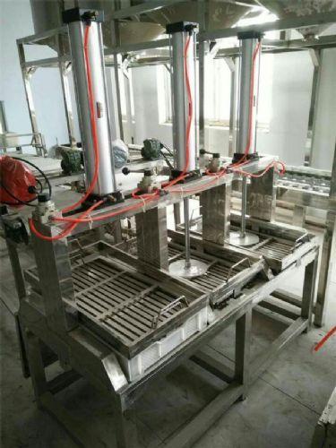 供应电动豆腐成型机做豆腐机