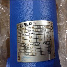 专业品质德国LESER呼吸阀