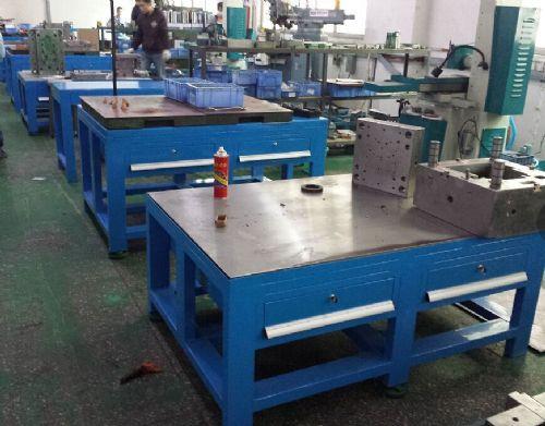 凤岗模具工作台,观澜钳工工作台,不锈钢工作台订做