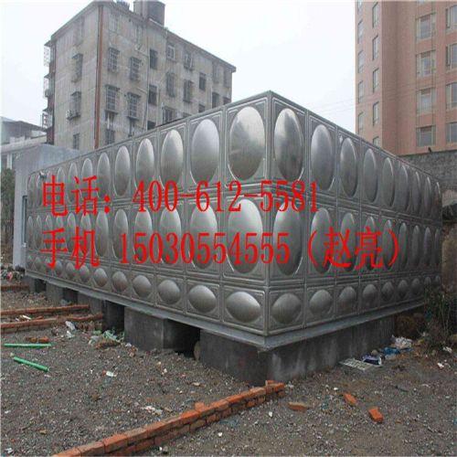 唐山厂家直供不锈钢保温水箱,太阳能保温水箱