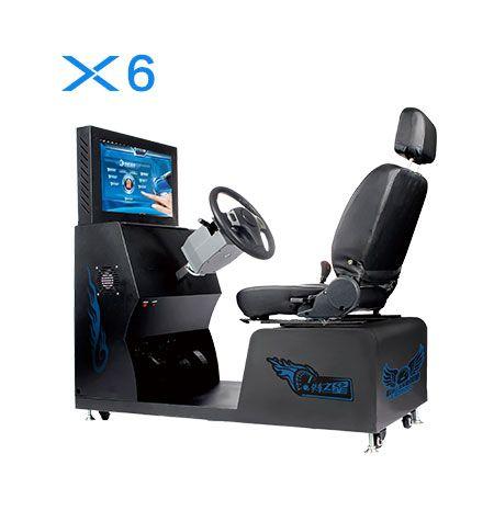 武汉自动版汽车驾驶训练机