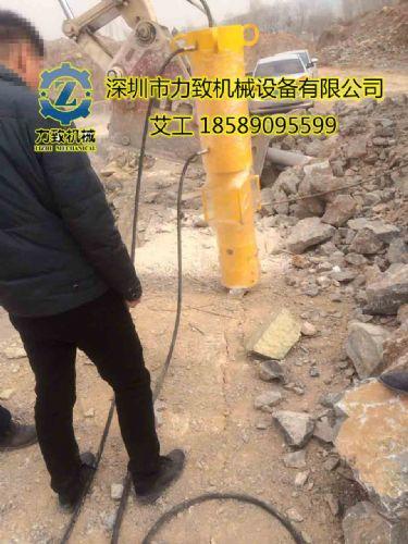方解石露天开裂替代炸药最佳最先进安全的机械